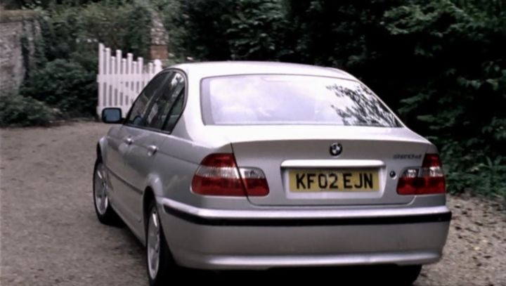 2002 bmw 320d se e46 in silent witness 1996 2017. Black Bedroom Furniture Sets. Home Design Ideas