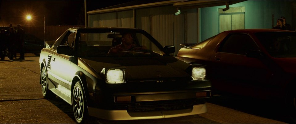 """Used Cars By Owner >> IMCDb.org: 1988 Toyota MR2 Supercharged [AW11] in """"Fantastic Four, 2015"""""""