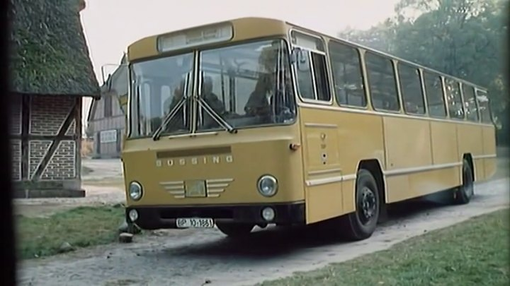 1970 Büssing BS 120 N