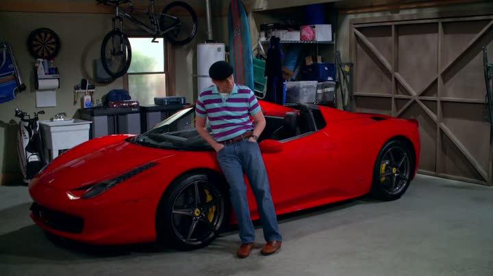 IMCDb.org: 2012 Ferrari 458 Spider in