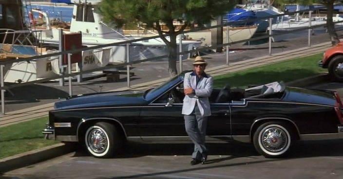 Imcdb 1984 Cadillac Eldorado Biarritz Convertible In Stick 1985