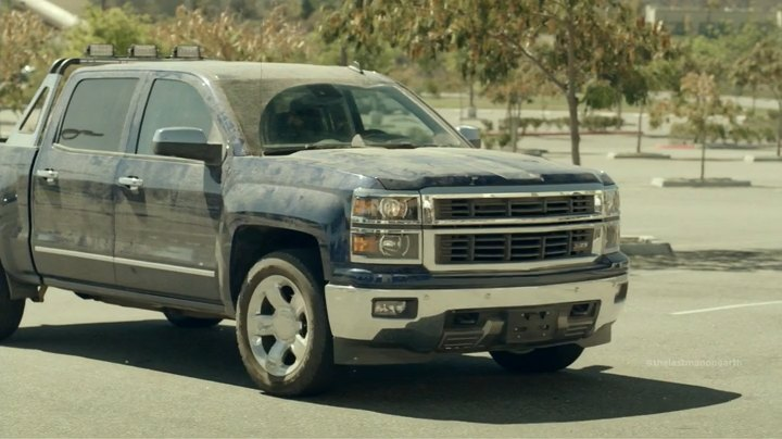 Imcdb Org 2014 Chevrolet Silverado Cab Ltz Z71 In The Last Man On