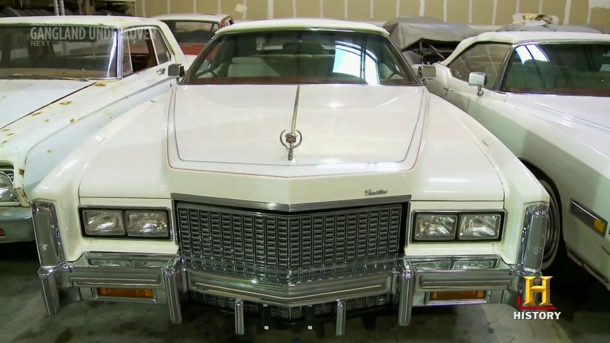 Imcdb Org 1976 Cadillac Eldorado Convertible In Counting Cars