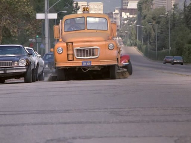 imcdborg mobil street sweeper in quotcharlies angels 1976