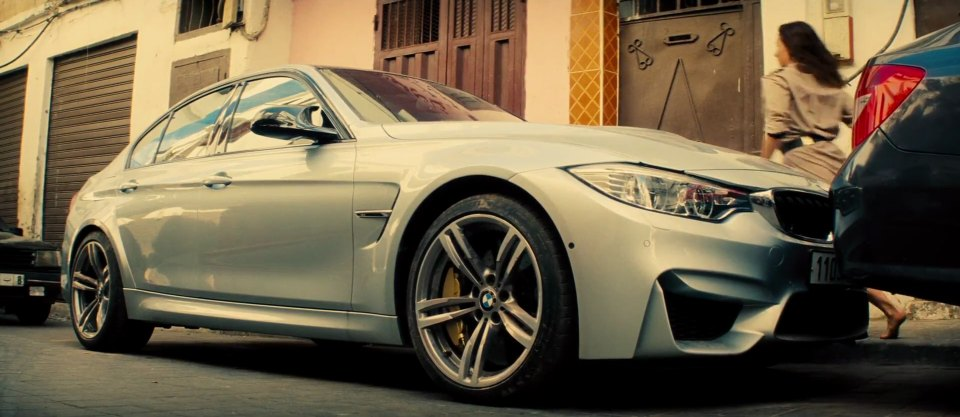 Imcdb Org 2014 Bmw M3 F80 In Quot Mission Impossible