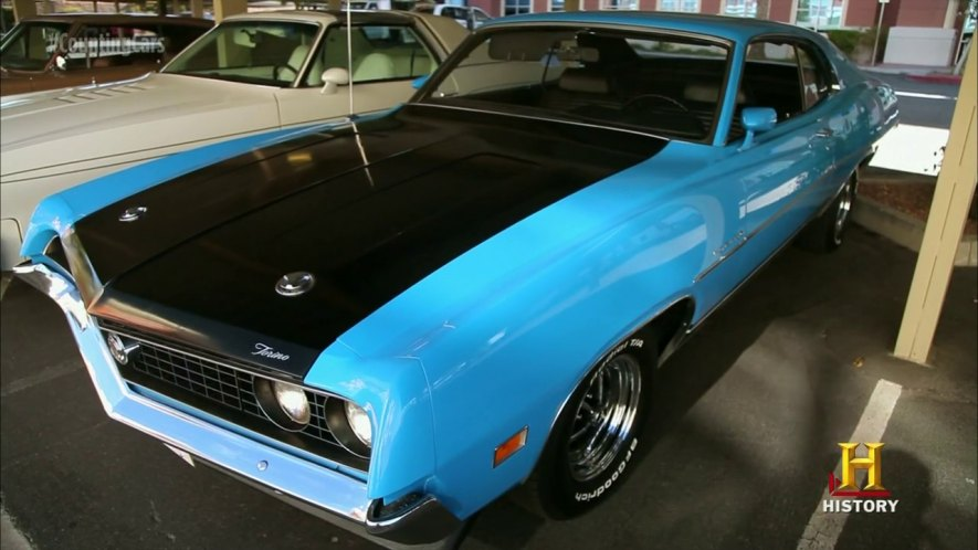 1970 ford torino nw edition