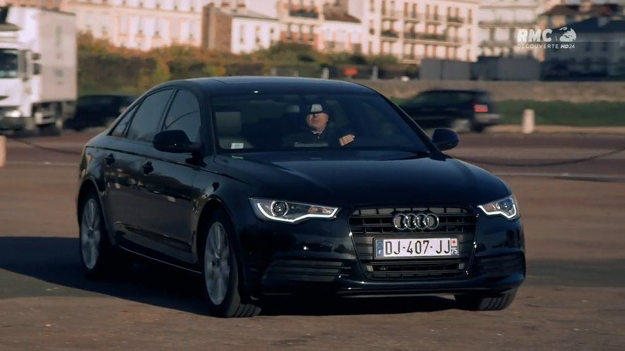 2014 audi a6 2 0 tdi c7 typ 4g in top gear france 2015 2018. Black Bedroom Furniture Sets. Home Design Ideas