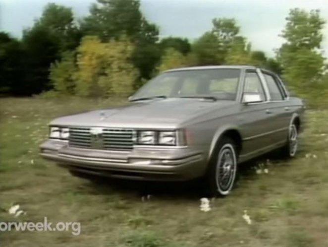 imcdb org 1983 oldsmobile cutlass ciera in motorweek 1981 2020 imcdb org