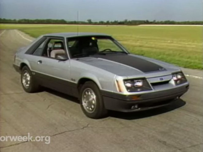 imcdb org 1986 ford mustang gt in  quot motorweek  1981 2018 quot 1980 ford mustang gt specs 1981 ford mustang ghia performance parts