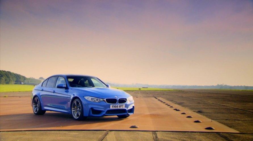 IMCDb.org: 2014 BMW M3 [F80] in