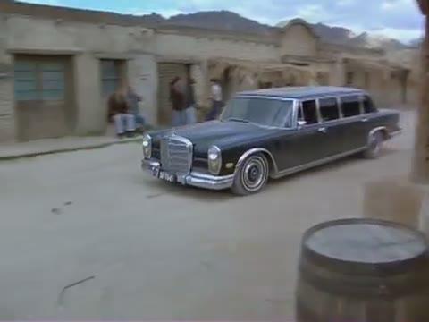 1968 mercedes benz 600 pullman w100 in hart. Black Bedroom Furniture Sets. Home Design Ideas