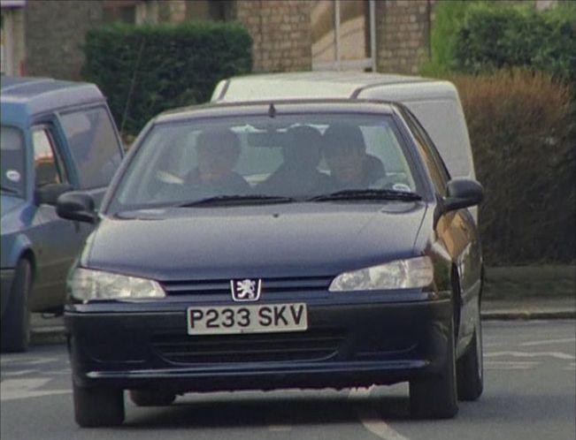 1997 Peugeot 406 - Pictures - CarGurus