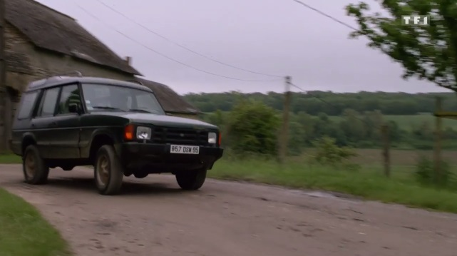 1993 Land-Rover Discovery Series I