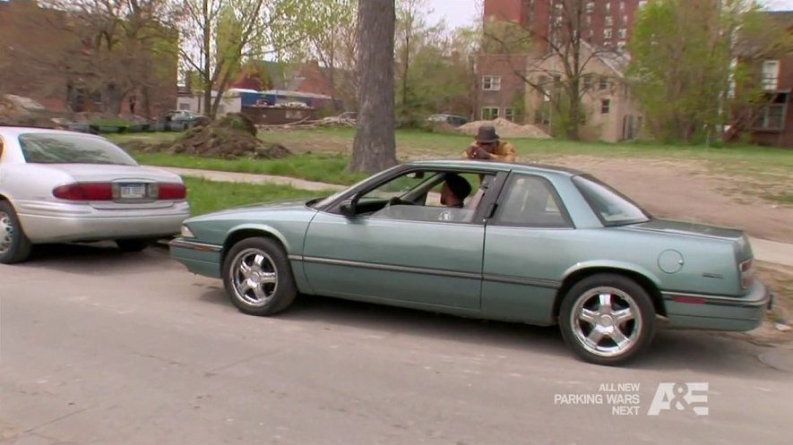 1991 buick regal in parking wars 2008 2012 Action regal