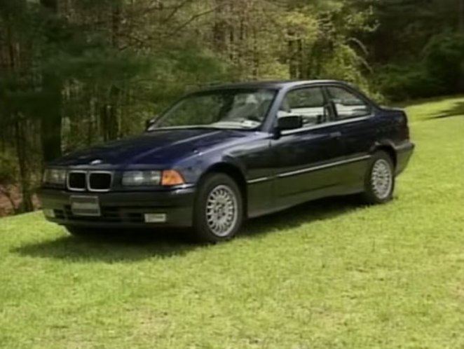 IMCDborg BMW IS Coupé E In Motorweek - 1992 bmw 325is