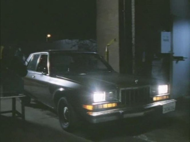 1987 dodge diplomat salon in the hard truth 1994