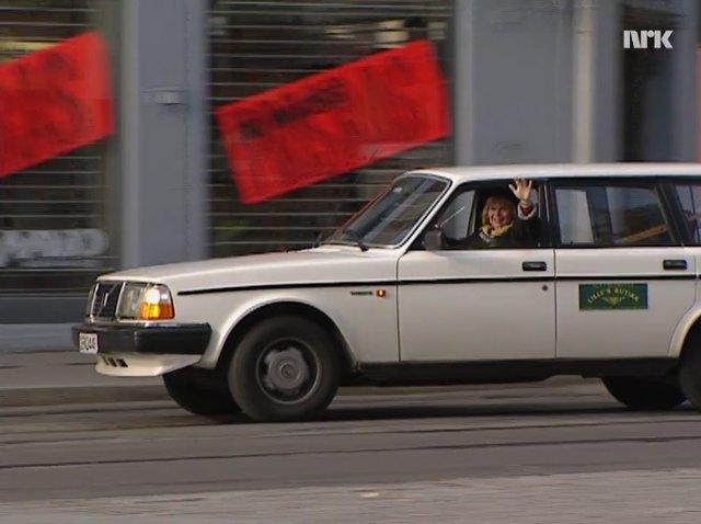 IMCDb org: 1985 Volvo 240 DL [245] in