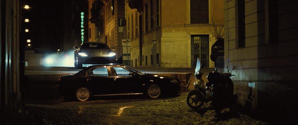 Imcdb 2004 Alfa Romeo 166 936 In Spectre 2015