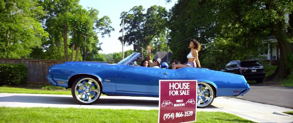 "IMCDb.org: 1971 Oldsmobile Cutlass Supreme in ""Ludacris ..."