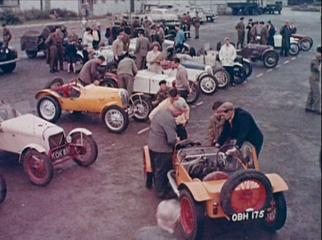 1951 Chandler Trials Car 1172cc