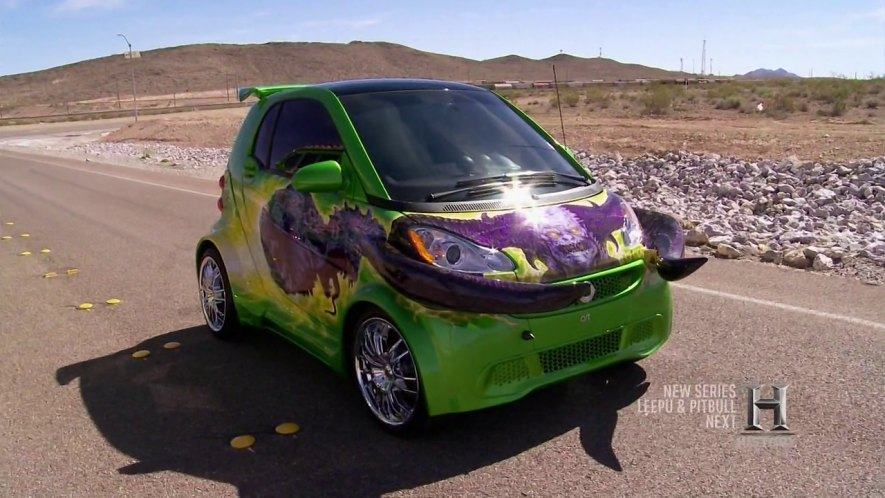 IMCDb org: smart Fortwo Electric [451] in