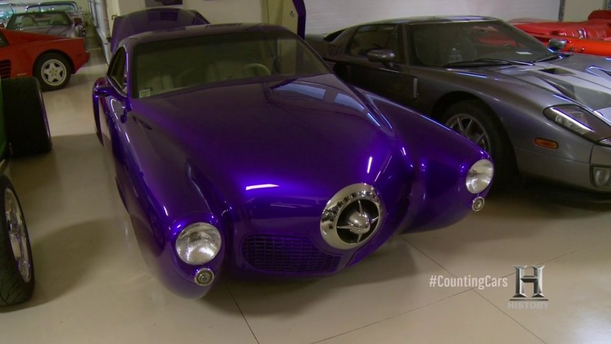 Imcdb Org Custom Made Frankenstude In Counting Cars 2012 2020