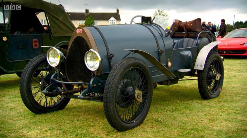 IMCDb.org: 1922 Bugatti Type 13 Brescia replica [BC145] in