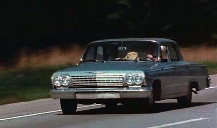 "Chevrolet Bel Air >> IMCDb.org: 1962 Chevrolet Bel Air 4-Door Sedan [1569] in ""Wanda, 1970"""