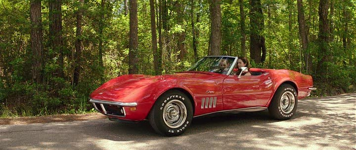IMCDb.org: 1969 Chevrolet Corvette Stingray C3 in