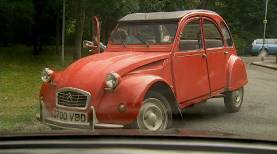 """Car Transport Companies >> IMCDb.org: 1986 Citroën 2CV 6 Special in """"The Story of"""