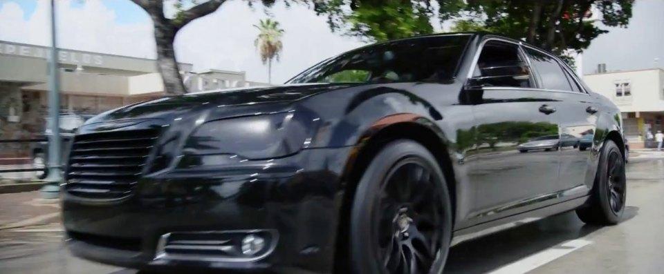 """IMCDb.org: 2011 Chrysler 300 S [LX] in """"Ride Along 2, 2016"""""""