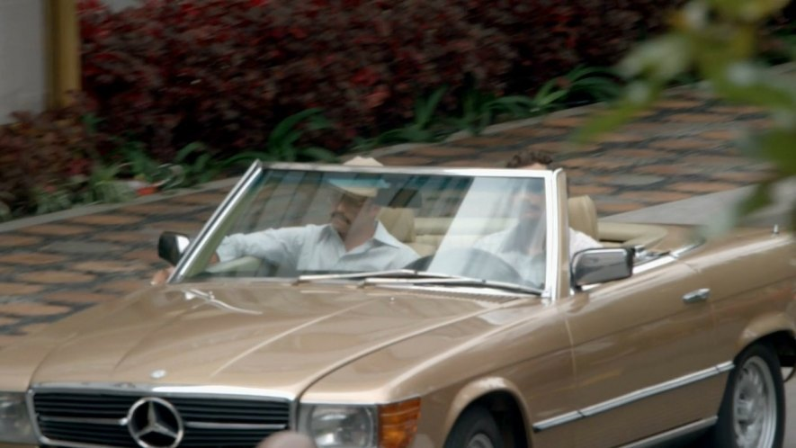 1980 Mercedes-Benz 280 SL [R107]
