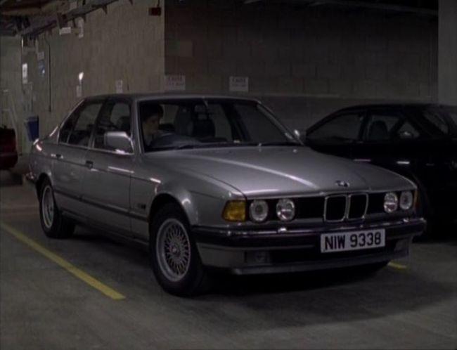 1987 BMW 730i E32