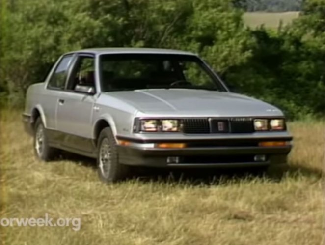 imcdb org 1986 oldsmobile cutlass ciera gt in motorweek 1981 2020 imcdb org