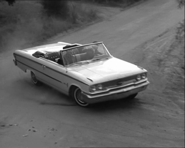 1963 ford galaxie 500 in the alfred hitchcock hour 1962 1965. Black Bedroom Furniture Sets. Home Design Ideas