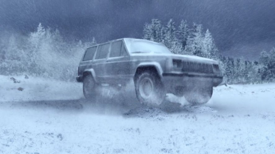 Christmas Icetastrophe.Imcdb Org Jeep Cherokee Xj In Christmas Icetastrophe 2014