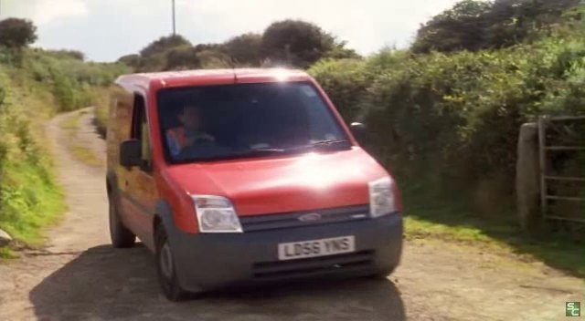 2006 Ford Transit Connect 1.8 TDCi T200 MkI