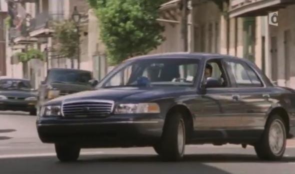 Imcdb 1998 Ford Crown Victoria Lx P74 In Passeur Denfants