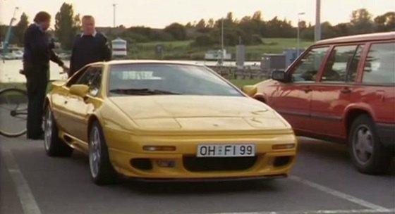 Lotus Esprit V8 Type 114