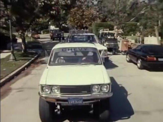 Imcdb 1972 Chevrolet Luv In The Fall Guy 1981 1986