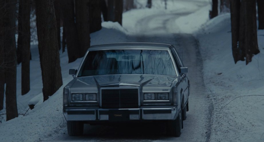 Imcdb Org 1988 Lincoln Town Car In Foxcatcher 2014