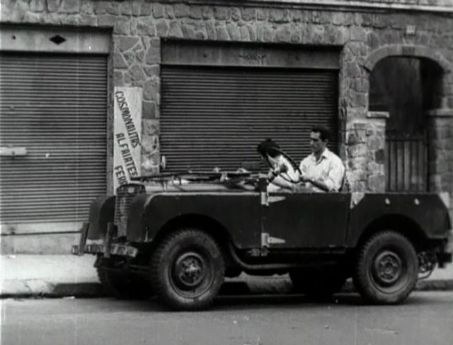 1948 Land-Rover 80'' Series I