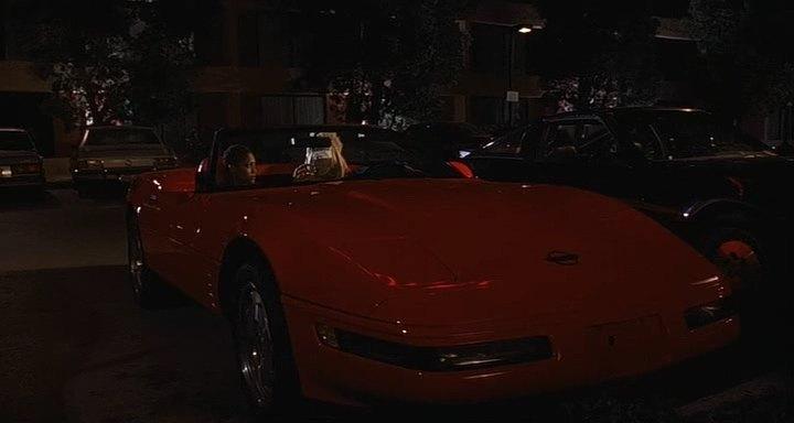 "IMCDb.org: 1991 Chevrolet Corvette C4 in ""The Players Club ..."