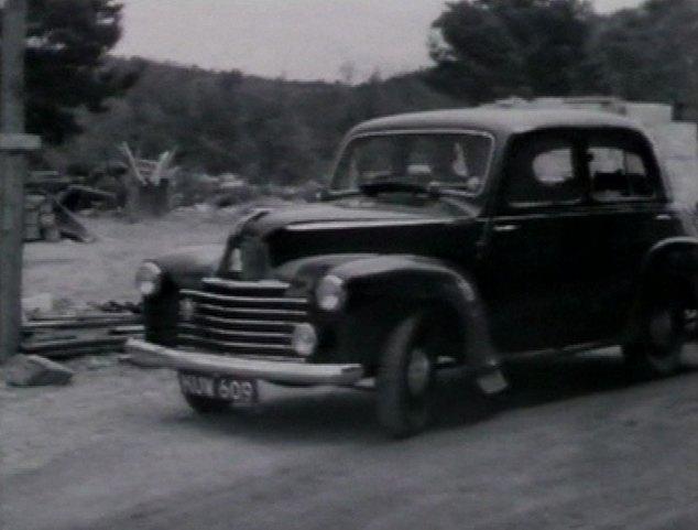 1949 Vauxhall Wyvern [LIX]
