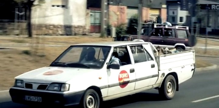 IMCDb.org: 1999 Daewoo-FSO Truck Plus Roy [B16] in