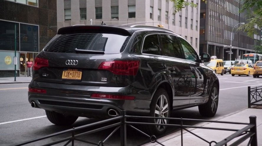 2014 audi q7 3 0 tdi quattro s line typ 4l in the intern. Cars Review. Best American Auto & Cars Review