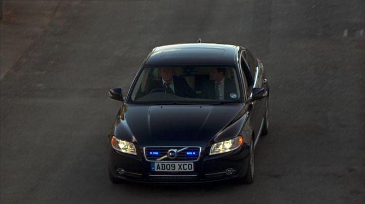 I on 2009 Volvo S80