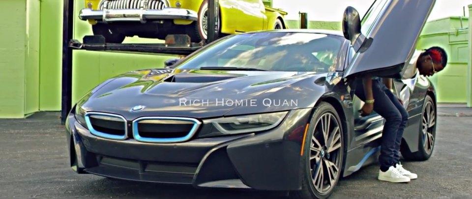 Rich Homie Quan Flex Cars