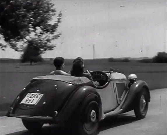IMCDb.org: 1935 BMW 315/1 Sport Roadster in \