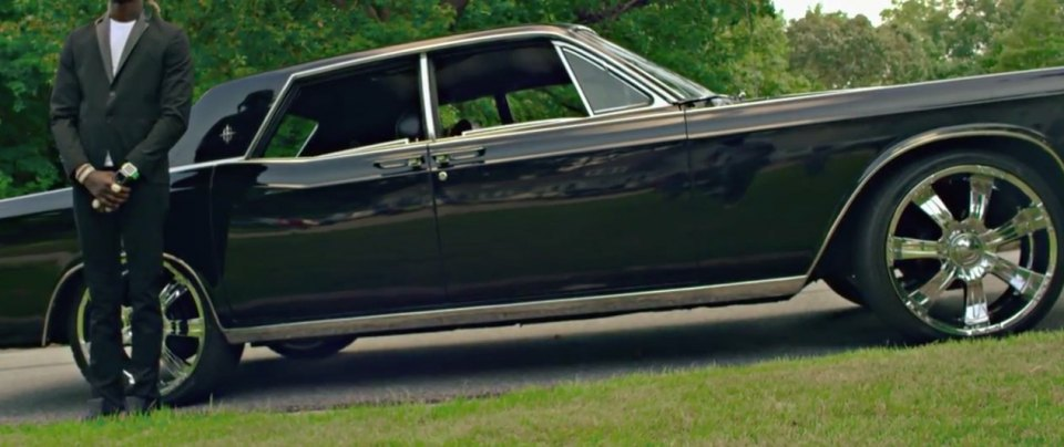 1969 Lincoln Continental 53a In Young Thug Best
